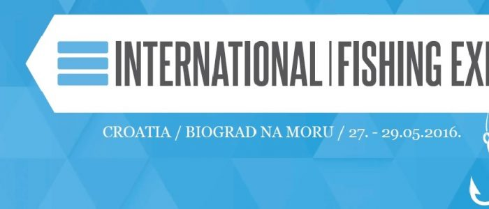 Izlagali smo na: International Fishing Expo 2016 – Biograd na moru